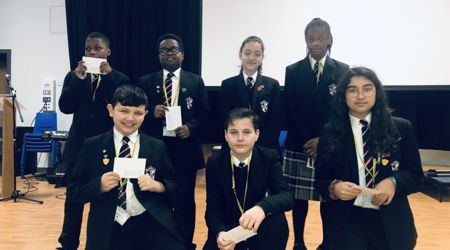 Year 7 Achievement Assembly