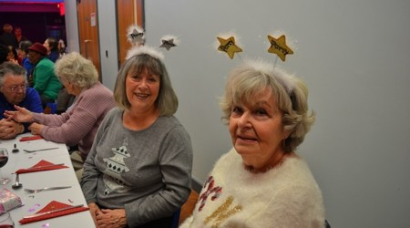 Senior Citizens' Christmas Party