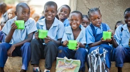 Mary's Meals Campaign