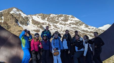 Sixth Form Ski Trip to Andorra