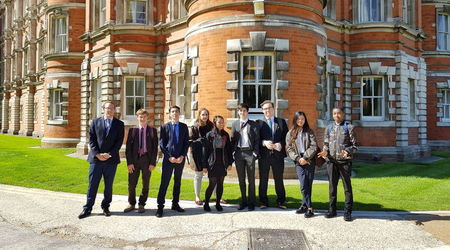 Brilliant Club Trip to Oxford University