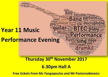 A PERFORMANCE NOT TO BE MISSED!