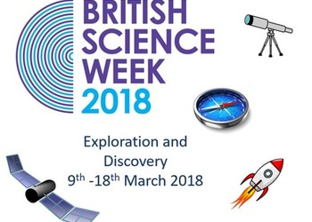 EXPLORATION AND DISCOVERY FOR SCIENCE WEEK