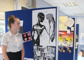 YEAR 9 ART EXHIBITION