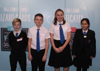 NATIONAL MATHS AWARD - UPDATE