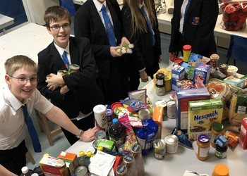 COMMUNITY FOODBANK COLLECTION