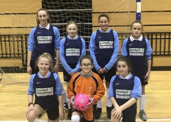 YEAR 7 GIRLS 5-A-SIDE