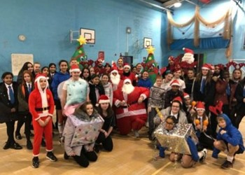 SMS CHRISTMAS CHARITY FUN RUN