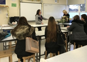 CAREERS: Year 11 Florist Talk