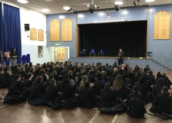CAREERS: Year 7 Transport Police Talk