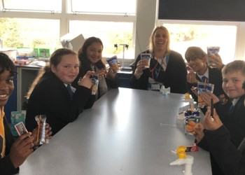 BREAKFAST WITH HEAD OF YEAR 7 - Mrs Iddon