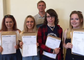 Best GCSE Results in the School's History!
