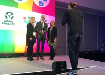 Mr Moody Wins School Games Organiser of the Year 2019
