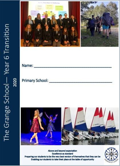 Y6 transition front cover