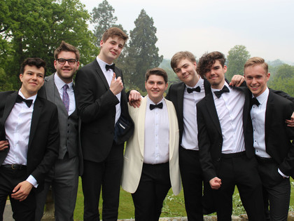 Sixth Form Prom May 2018