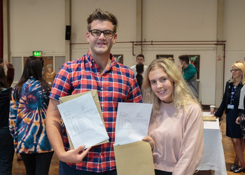 A Level Results' Day: I am incredibly proud of all of our students' achievements at A Level
