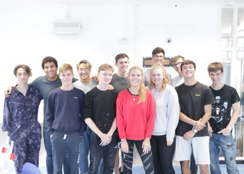 Year 13 Students Renovate Sixth Form Learning Spaces