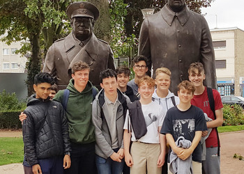 A day of French Conversation and Culture for A Level Students