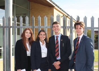 Sixth Form Open Evening: Thursday 1st November 4.30-7.30pm