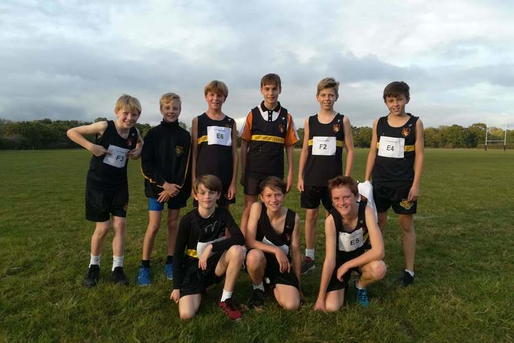 TWGSB Cross Country Term 2 2018 2