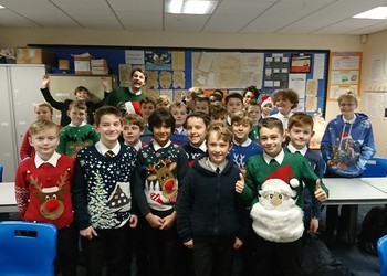 Headteacher's Christmas Newsletter December 2018