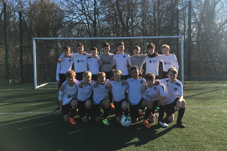 Year 8 Football A Team 2018 2019