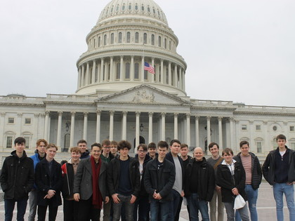 Sixth Form Washington DC Feb 2019