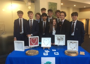 TWGSB Young Enterprise team win the West Kent Showcase