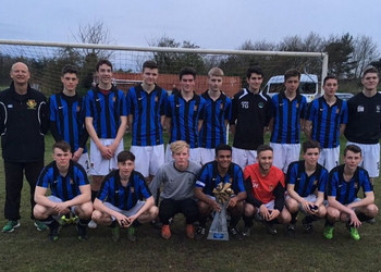 TWGSB 2ND X1 win Kent Cup and League Double