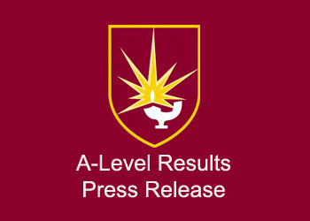 Government changes - amended A-Level Press Release
