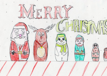 Christmas Card Competition Winners 2016
