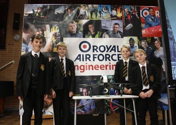 BAE Systems and RAF Education Roadshow 2016