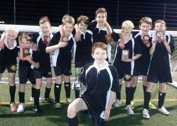 Ospreys win Year 7 B Inter-House Football