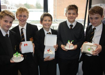 Food and Nutrition Christmas Cakes