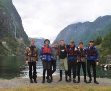 Outlook Expeditions: Norway 2015