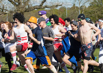 Sixth Form Charity Fancy Dress Fun Run