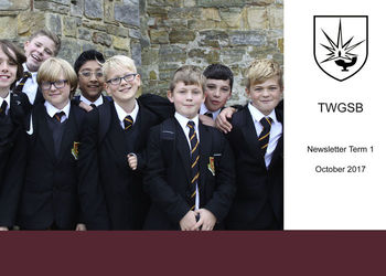 Headteacher's End of Term Newsletter