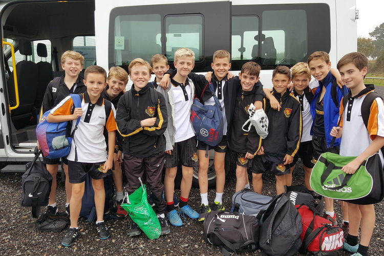 TWGSB Cross Country October 2017