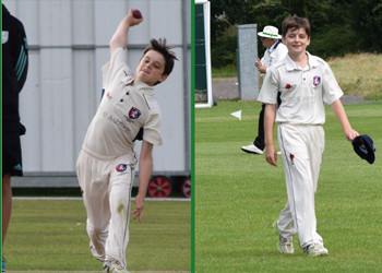 Year 9 Student selected for Kent Cricket