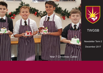 Headteacher's Christmas End of Term Newsletter