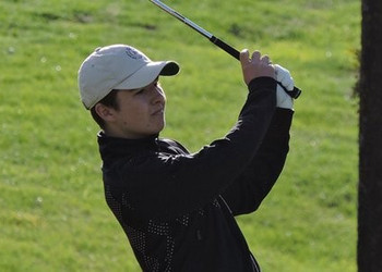 Golfing Success for Year 12 Student