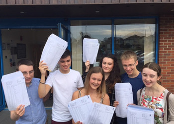 Best ever GCSE results for Twynham School Again!