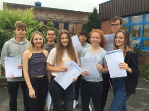 A Level 2017 pic