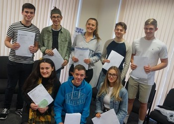 Twynham School A-Level Results 2018 - Culmination of yet another superb year