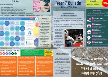 Weekly Bulletin Issue 7