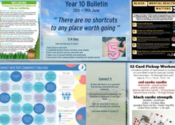 Weekly Bulletin Issue 10