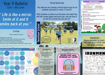 Weekly Bulletin Issue 11