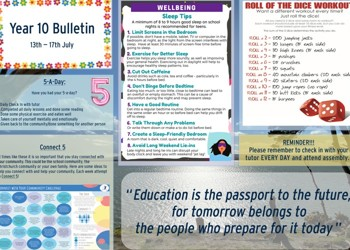 Weekly Bulletin Issue 14