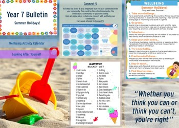 Weekly Bulletin Issue 15