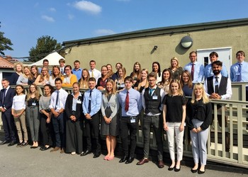 2018 SCITT trainees start their training year